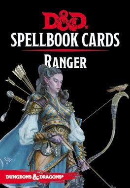 Dungeons & Dragons: Spellbook Cards - Ranger