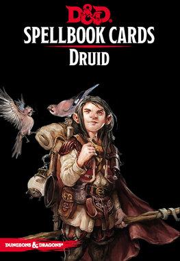 Dungeons & Dragons: Spellbook Cards - Druid