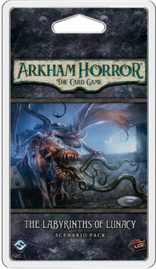 Arkham Horror: The Card Game – The Labyrinths of Lunacy