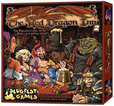 The Red Dragon Inn 2