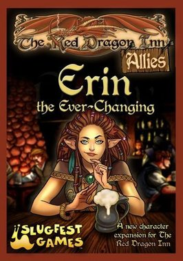 The Red Dragon Inn: Allies - Erin the Ever-Changing