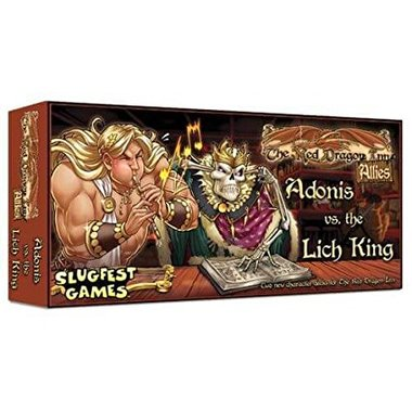 The Red Dragon Inn: Allies - Adonis vs. the Lich King