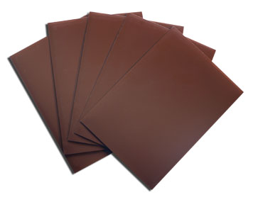 Dragon Shield Card Sleeves: Standard Brown (63x88mm) - 100 stuks