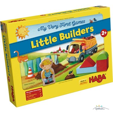 My Very First Games - Little Builders (2+)