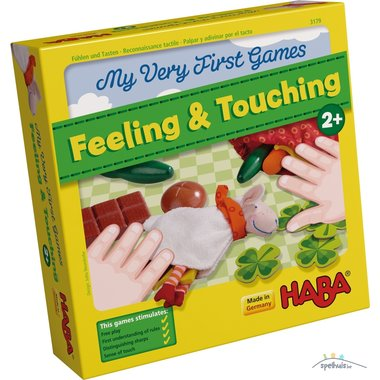 My Very First Games - Feeling & Touching (2+)