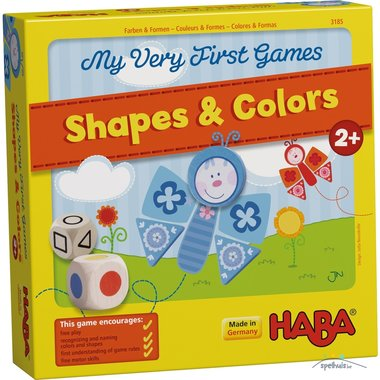 My Very First Games - Shapes & Colors (2+)