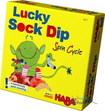 Lucky Sock Dip: Spin Cycle (4+)