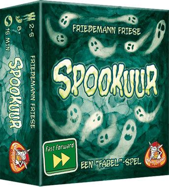 Fast Forward: Spookuur