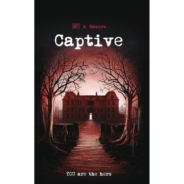 Comic Game: Captive