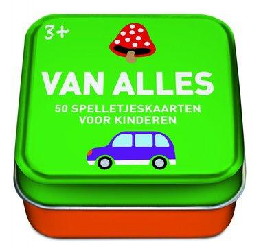Early Learning Spelletjesblik: Van Alles