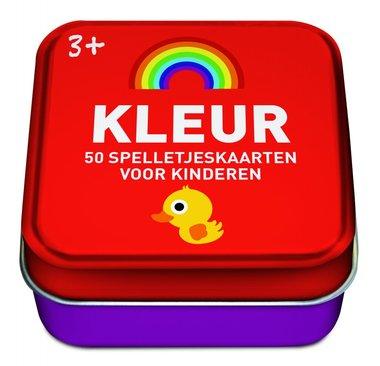 Early Learning Spelletjesblik: Kleur