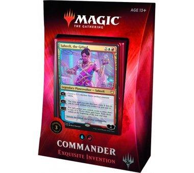 MTG: Commander 2018: Exquisite Invention