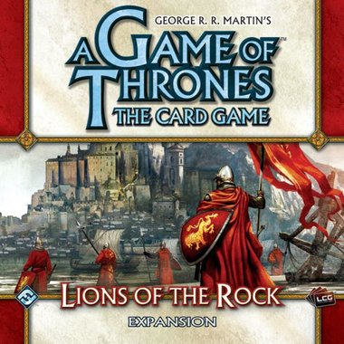 A Game of Thrones: The Card Game - Lions of the Rock