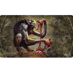 Arkham Horror: The Card Game - Bloodlust Playmat
