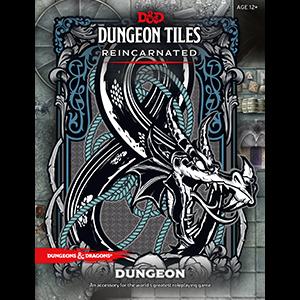 Dungeons & Dragons: Dungeon Tiles Reincarnated - Dungeon