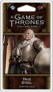 A Game of Thrones: The Card Game (Second Edition) - True Steel
