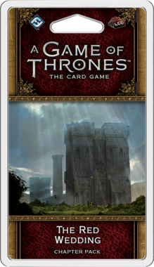 A Game of Thrones: The Card Game (Second Edition) - The Red Wedding
