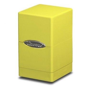 Ultra Pro Satin Tower (Bright Yellow)