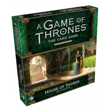 A Game of Thrones: The Card Game (Second Edition) - House of Thorns