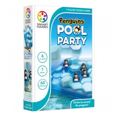 Penguins Pool Party (6+)