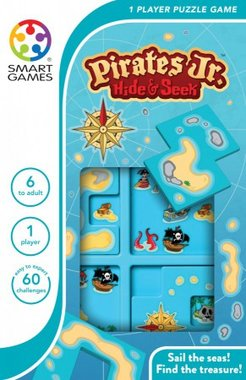 Pirates Hide & Seek Jr. (6+)
