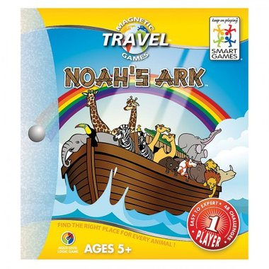 Noah's Ark (Magnetic Travel Games) (5+)