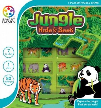 Jungle Hide & Seek (7+)