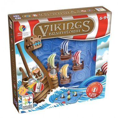 Vikings Brainstorm (7+)