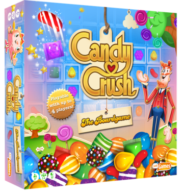 Candy Crush: Het Bordspel