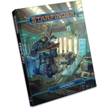 Starfinder: Armory