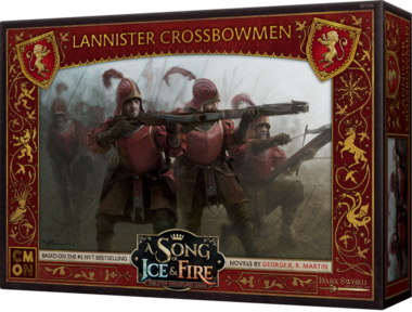 A Song of Ice & Fire: Tabletop Miniatures Game - Lannister Crossbowmen