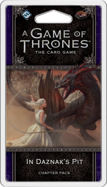 A Game of Thrones: The Card Game (Second Edition) - In Daznak's Pit