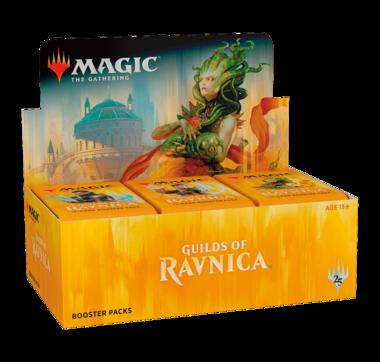 MTG: Guilds of Ravnica Boosterbox
