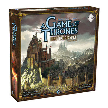 A Game of Thrones: Het Bordspel (Tweede Editie)