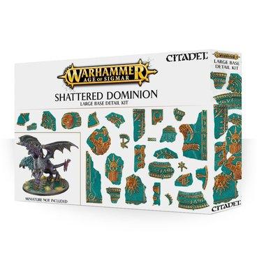 Warhammer: Age of Sigmar - Shattered Dominion (Large Base Detail Kit)