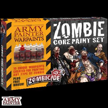Warpaints Zombicide Core Paint Set (The Army Painter)