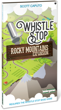 Whistle Stop: Rocky Mountains