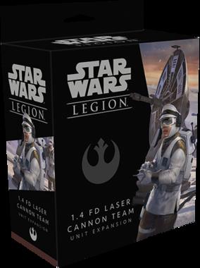 Star Wars Legion: 1.4 FD Laser Cannon Team Unit Expansion