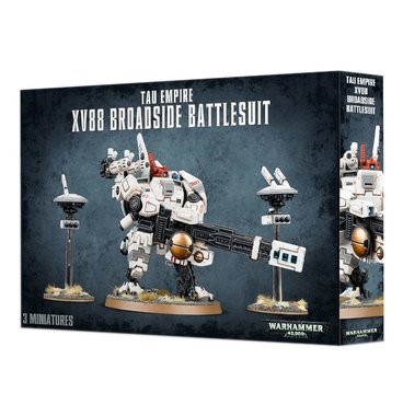 Warhammer 40,000 - XV88 Broadside Battlesuit