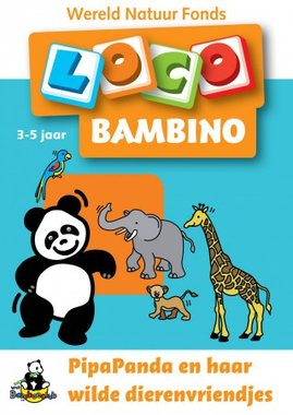 Bambino Loco - PipaPanda en haar wilde dierenvriendjes (3-5 jaar)