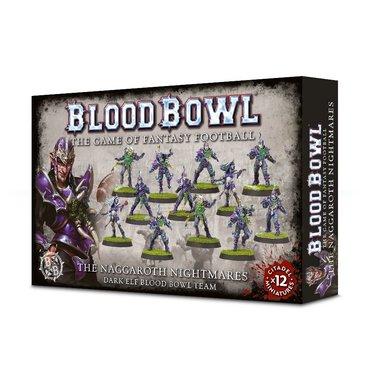 Blood Bowl: The Naggaroth Nightmares (Dark Elf Blood Bowl Team)
