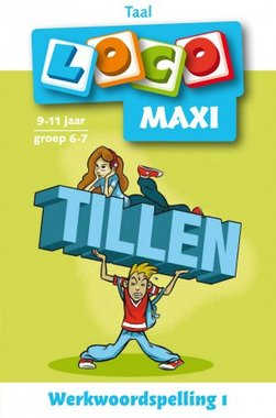 Maxi Loco - Werkwoordspelling 1 (9-11 jaar)