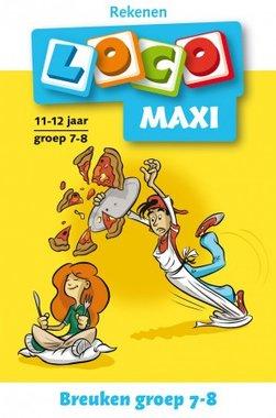Maxi Loco - Breuken Groep 7/8 (11-12 jaar)
