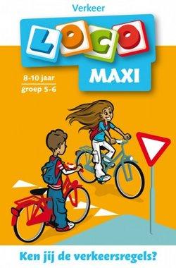 Maxi Loco - Ken jij de verkeersregels? (10-12 jaar)