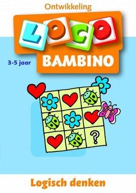 Bambino Loco - Logisch Denken (3-5 jaar)