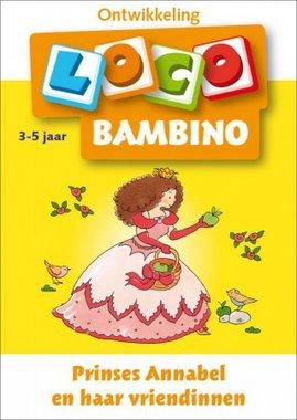 Bambino Loco - Prinses Annabel en haar vriendinnen (3-5 jaar)