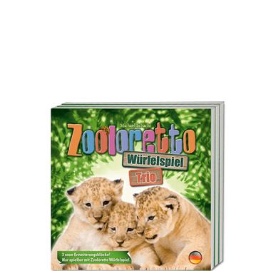 Zooloretto Dobbelspel: Trio