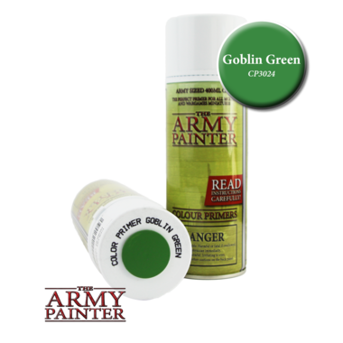 Colour Primer - Goblin Green (The Army Painter)