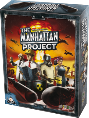 The Manhattan Project [FR/DUITS]