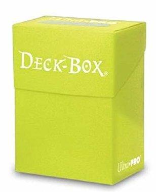 Ultra Pro Deck Box (Bright Yellow)